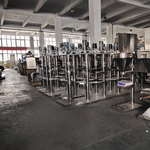 Filling Machine Workshop