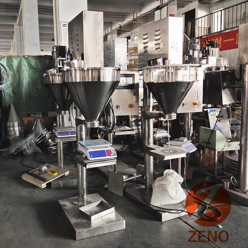 powder filling machine supplier