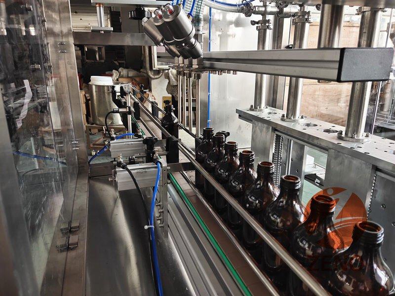 liquid filler machine for sale