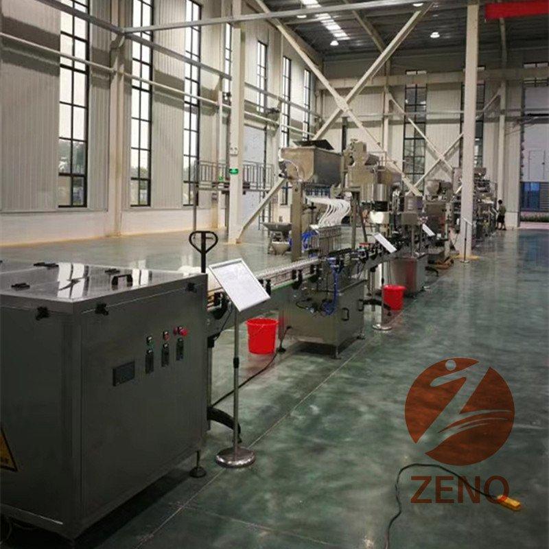 packaging machinery design