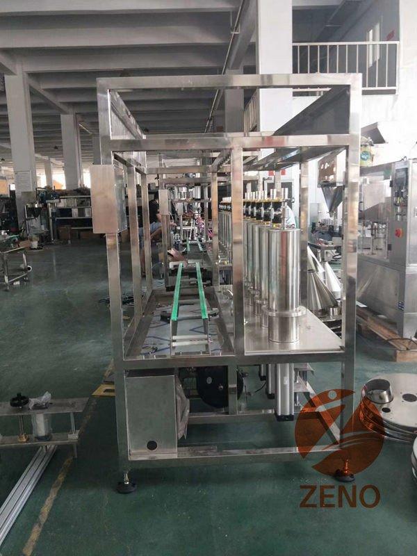 oil filling machine manufacturer