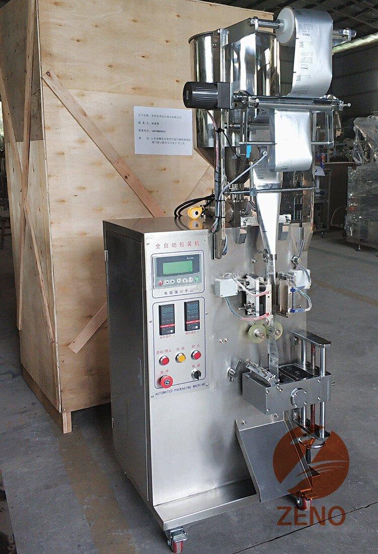 tomatoc sauce filling machine