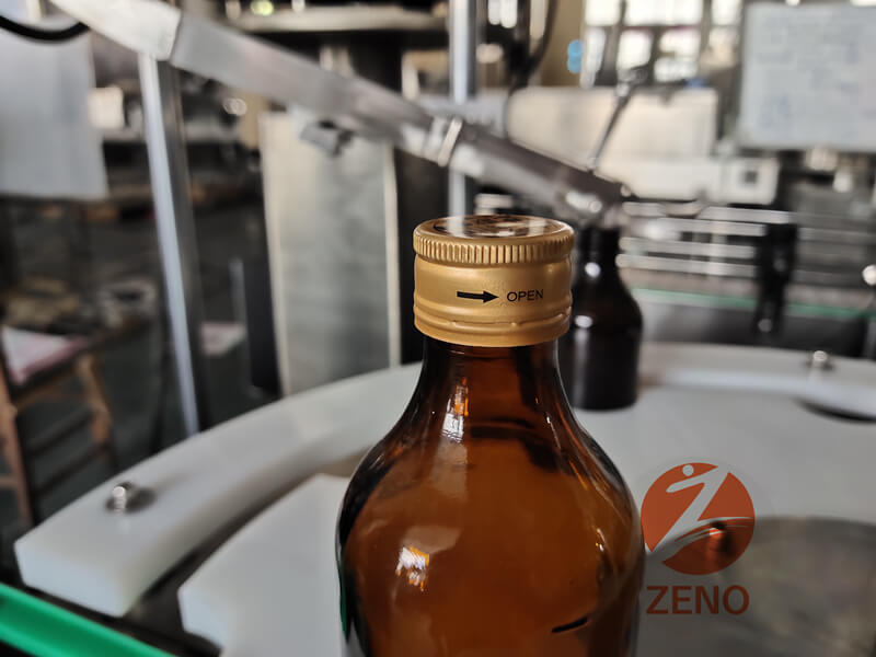 bottle capping machine supplier